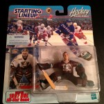 Guy Hebert Anaheim Mighty Ducks starting lineup toy figure