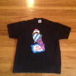 Black Ice Cream T-Shirt XL