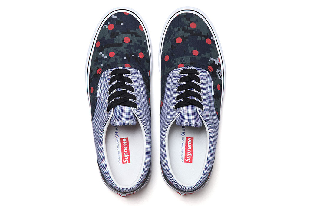 4cc0b3eb6b Supreme x COMME des GARCONS SHIRT Vans to drop this Thursday