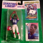 1993 Andre Reed Buffalo Bills Starting LIneup Toy figure