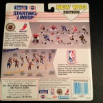 1993 Starting Lineup Kenner Hasbro NFL Back