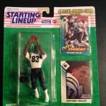 1993 San Diego Chargers anthony miller starting lineup