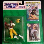 1993 Sterling sharpe green bay packers starting lineup
