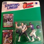 1989 jim mcmahon chris doleman vikings bears starting lineup one on one nfl toy
