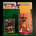 1994 Brett Favre Green Bay packers nfl starting lineup toy figure