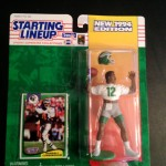 1994 randall cunningham philadelphia eagles starting lineup toy figure