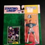 1994 Miami Dolphins dan marino starting lineup toy figure