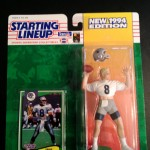 1994 troy aikman dalls cowboys starting lineup toy figure