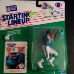 1988 Miami Dolphins Mark Duper starting lineup toy figure