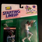 1989 Mike Quick Philadelphia eagles starting lineup toy figure