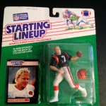 1989 boomer esiason cincinnati bengals starting lineup toy figure