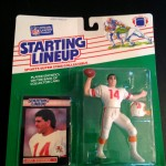 1989 vinny testaverde tampa bay buccaneers starting lineup toy figure