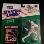 1989 Tony Dorsett Denver broncos starting lineup toy figure