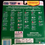 1990 nfl starting lineup toy package back