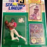 1990 new england patriots hart lee dykes starting lineup toy