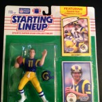 1990 jim everett los angeles rams starting lineup toy figure