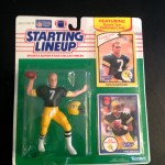 1990 don majkowski green bay packers starting lineup toy figure