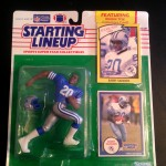 1990 barry sanders detroit lions starting lineup toy