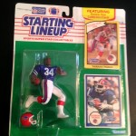 1990 buffalo bills thurman thomas starting lineup toy