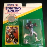 1991 emmitt smith dallas cowboys starting lineup toy