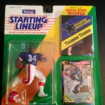 1992 thurman thomas buffalo bills starting lineup toy