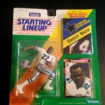 1992 dallas cowboys emmitt smith starting lineup toy