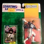 1994 junior seau san diego chargers starting lineup toy