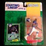 1994 rodney hampton new york giants starting lineup toy