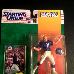 1994 phil simms new york giants starting lineup toy figure