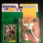 1994 boomer esiason new york jets starting lineup toy
