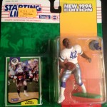1994 chris warren seattle seahawks starting lineup toy
