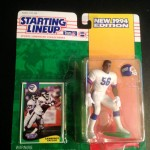 1994 lawrence taylor new york giants starting lineup toy