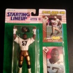1993 rickey jackson new orleans saints starting lineup toy figure