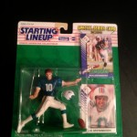 1993 pete stoyanovich miami dolphins starting lineup toy
