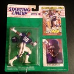 1993 chris doleman minnesota vikings starting lineup toy figure
