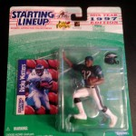 1997 ricky watters philadelphia eagles starting lineup toy