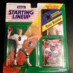 1992 troy aikman dallas cowboys starting lineup toy figure