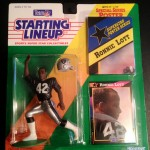 1992 ronnie lott la raiders starting lineup toy