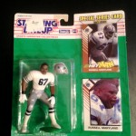 1993 russell maryland dallas cowboys starting lineup toy figure