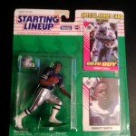1993 emmitt smith dallas cowboys starting lineup toy