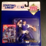 1995 rick wilkins chicago cubs starting lineup toy