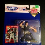 1995 dave Nilsson milwaukee brewers mlb starting lineup toy