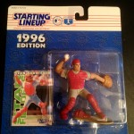 1996 ivan roriguez texas rangers starting lineup toy