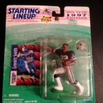 1997 dallas cowboys emmitt smith starting lineup toy