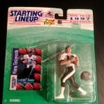 1997 vinny testaverde baltimore ravens starting lineup toy