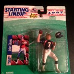 1997 denver broncos john elway starting lineup toy figure