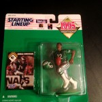 1995 randall cunningham philadelphia eagles starting lineup toy