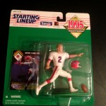 1995 buffalo bills steve christie nfl starting lineup toy