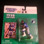 1996 detroit lions barry sanders starting lineup toy