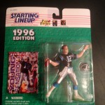 1996 kerry collins carolina panthers starting lineup toy